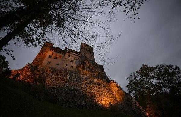 Zamek w Branie - Sputnik Polska