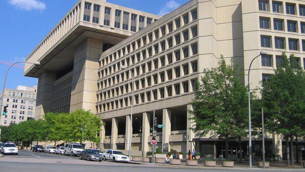 Siedziba FBI w Waszyngtonie - Sputnik Polska