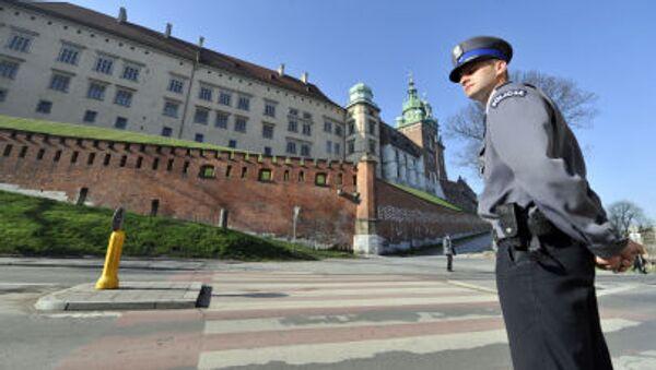 Polska. Policja. Kraków - Sputnik Polska