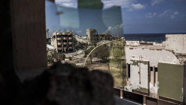 Trypolis, Libia - Sputnik Polska