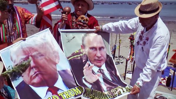 Na wyborach w USA stawiają na ... Putina? - Sputnik Polska