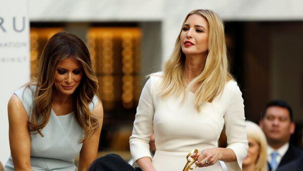 Melania i Ivanka Trump - Sputnik Polska