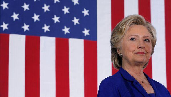 Hillary Clinton - Sputnik Polska