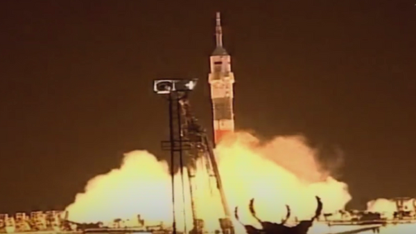 Start Sojuzu - Sputnik Polska