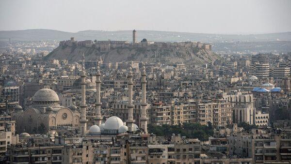 Syria. Aleppo - Sputnik Polska