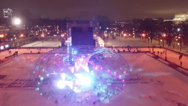Zabawy na lodzie - Sputnik Polska