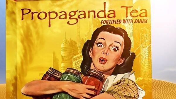 Propaganda Tea - Sputnik Polska