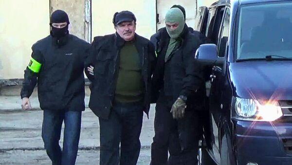 Były oficer Floty Czarnomorskiej został zatrzymany za szpiegostwo na rzecz Ukrainy - Sputnik Polska