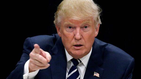 Prezydent elect USA Donald Trump - Sputnik Polska