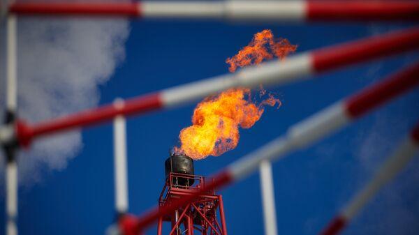 Awantura o gaz - Sputnik Polska