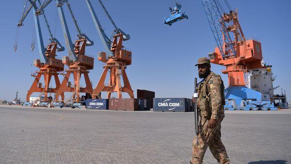 Pakistański port Gwadar - Sputnik Polska