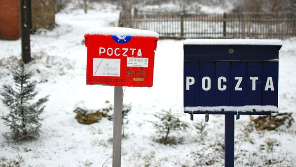Poczta Polska - Sputnik Polska