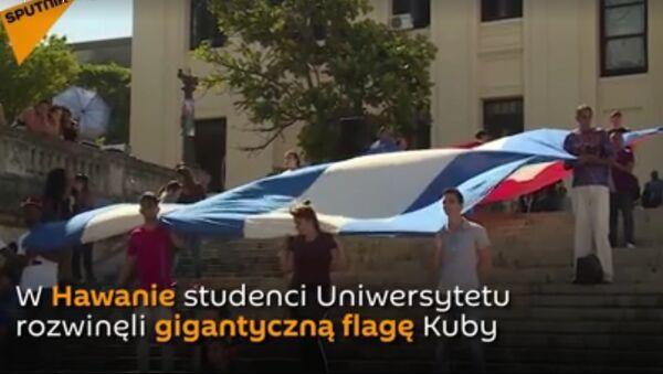 Akcje pamięci o Castro odbywają się na całym świecie. - Sputnik Polska