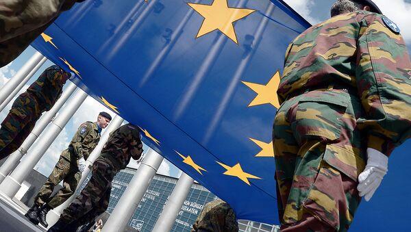 Komisja Europejska zaproponuje projekt wielomiliardowego funduszu obronnego - Sputnik Polska