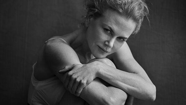 Nicole Kidman w kalendarzu Pirelli 2017 - Sputnik Polska
