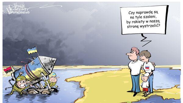 Ci, którzy są wystarczająco szaleni - Sputnik Polska
