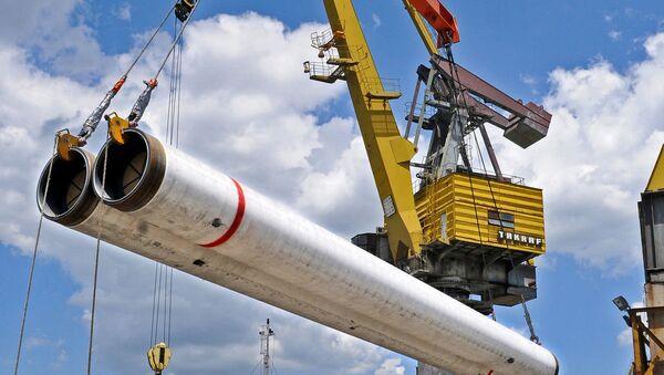Parlamentu Turcji ratyfikował porozumienie z Rosją w sprawie budowy gazociągu Turecki Strumień - Sputnik Polska