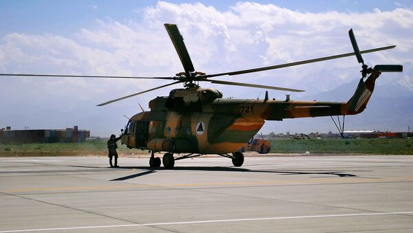 Mi-17 - Sputnik Polska