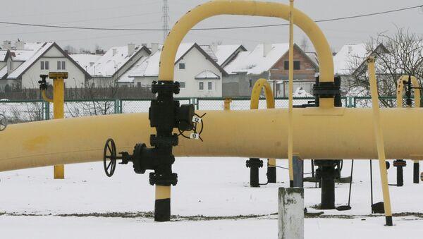 Pompownia gazu pod Warszawą - Sputnik Polska