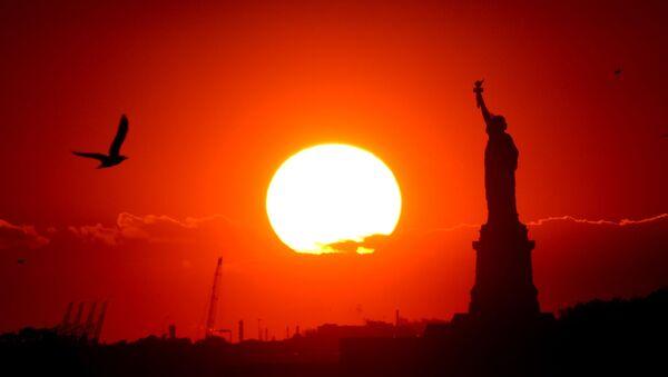 Statua Wolności w Nowym Jorku - Sputnik Polska