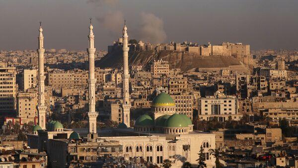 Aleppo. Syria - Sputnik Polska