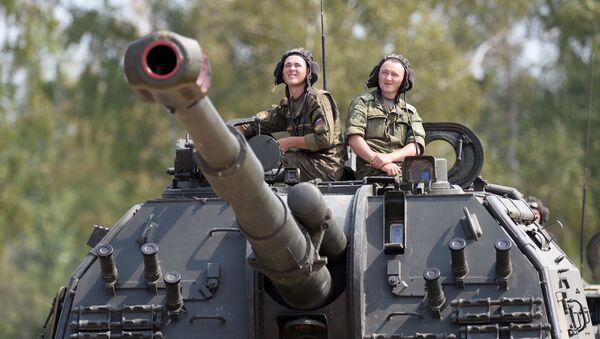Żołnierze rosyjscy - Sputnik Polska