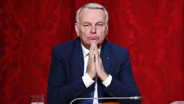 Szef MSZ Francji Jean-Marc Ayrault - Sputnik Polska