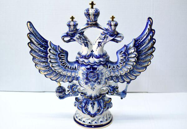 Dziś Gżel to główny ośrodek rosyjskiej ceramiki. - Sputnik Polska