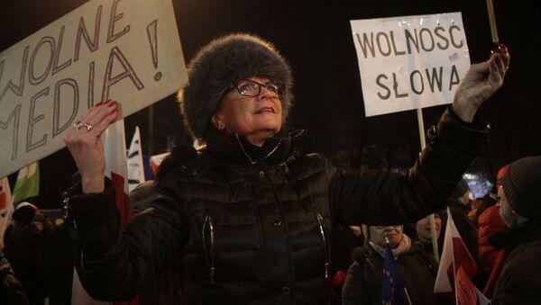 Kryzys sejmowy w Polsce - Sputnik Polska