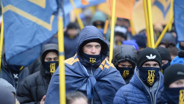 20 lutego w Kijowie rozpoczną się masowe protesty - Sputnik Polska