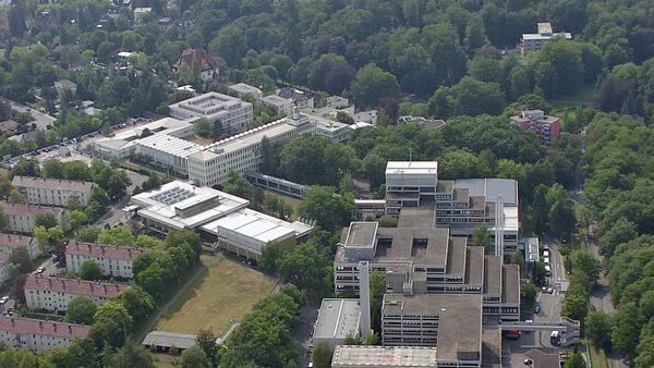 Siedziba Federalnego Biura Kryminalnego w Wiesbaden - Sputnik Polska