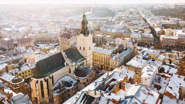 Lwów zimą - Sputnik Polska