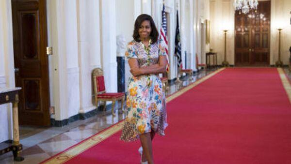 Michelle Obama - Sputnik Polska