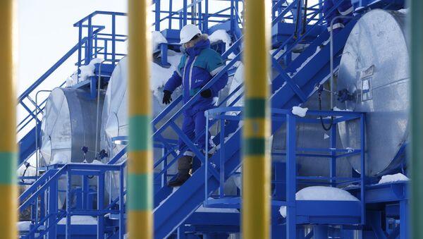 Gazpromneft - Sputnik Polska