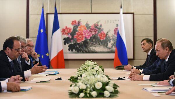 Szczyt G20 w Chinach - Sputnik Polska