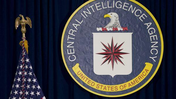 Logo CIA - Sputnik Polska