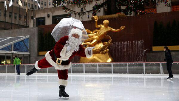 Rockefeller Center, Manhattan, Nowy Jork - Sputnik Polska
