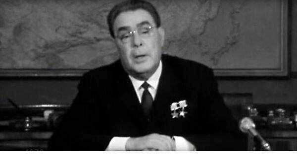 Leonid Breżniew - Sputnik Polska