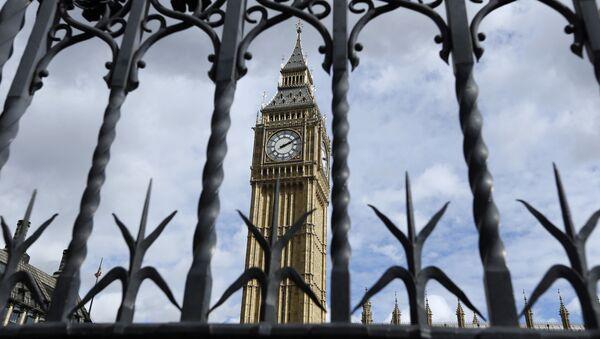 Вид на Биг-Бен в Лондоне - Sputnik Polska