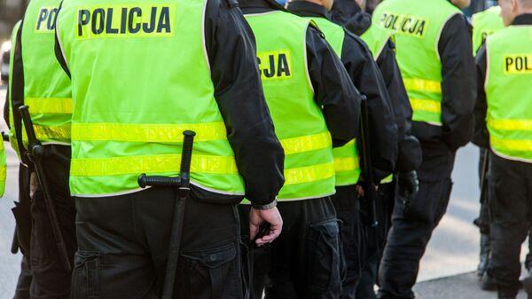 Polska policja - Sputnik Polska