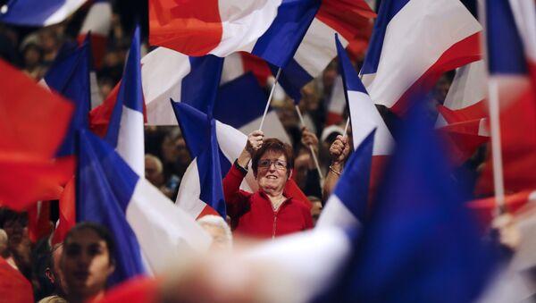Francuscy obywatele - Sputnik Polska