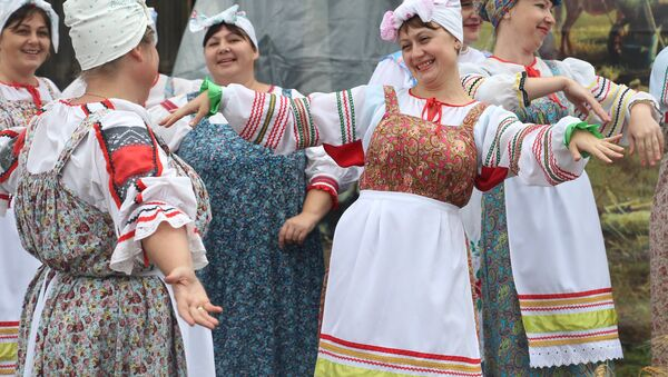 Festiwal słowiański w Rosji - Sputnik Polska