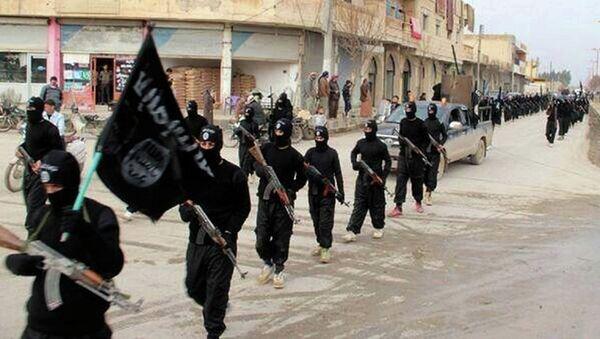 ISIL, Syria - Sputnik Polska