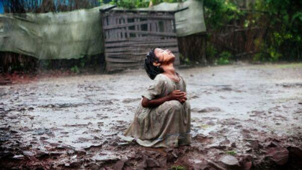 Zdjęcie włoskiego fotografa Alexa Masi Poonam's Tale of Hope in Bhopal, III miejsce Międzynarodowego Konkursu im. Andreja Stenina w kategorii Codzienne życie. - Sputnik Polska