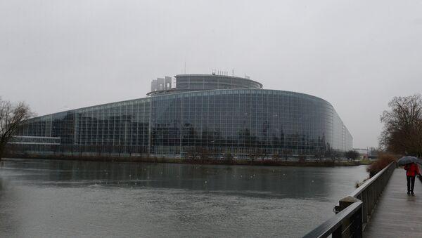 Parlament Europejski, Strasburg - Sputnik Polska