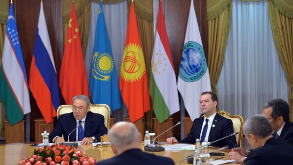 Spotkanie liderów krajów SOW, 15 grudnia 2014 - Sputnik Polska