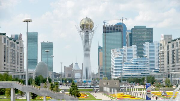 Astana, Kazachstan - Sputnik Polska
