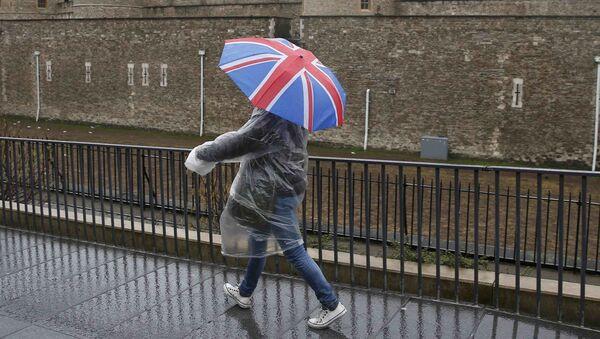 Premier Wielkiej Brytanii wygłosi we wtorek przemówienie o wyjściu kraju z UE - Sputnik Polska