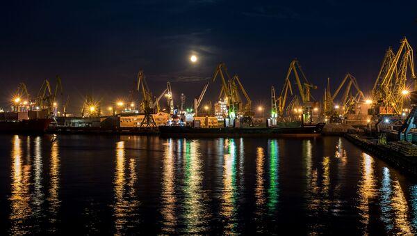 Port morski w Odessie - Sputnik Polska