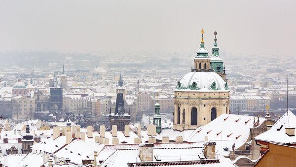 Praga w zimie - Sputnik Polska